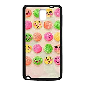 Colorful art candy fashion phone case for samsung galaxy note3