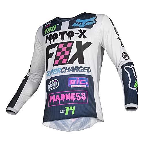 Fox Racing 2019 Youth 180 Jersey - Czar (SMALL) (BOYS)
