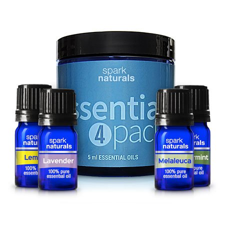 sparks naturals essential oils - 1