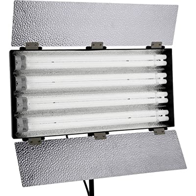 Impact Ready Cool 4 Lamp Fluorescent Fixture from Impact