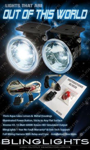 Amazon.com: 1999-2002 Toyota 4Runner & SR5 FOG LIGHTS lamps 00 01: Automotive