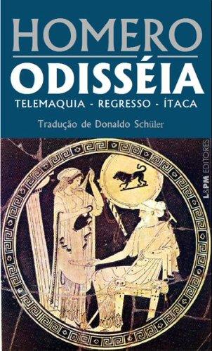 Box Caixa Especial Odisséia - 03 Volumes