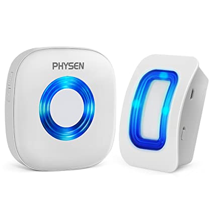 Amazon.com: PHYSEN alarma inalámbrica con sensor de ...