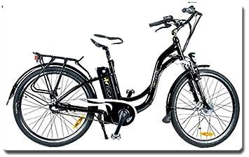 Bicicleta Electrica ESTILO NX - Shimano Nexus 3 sp - Frenos Tektro - Horquilla delantera TGs