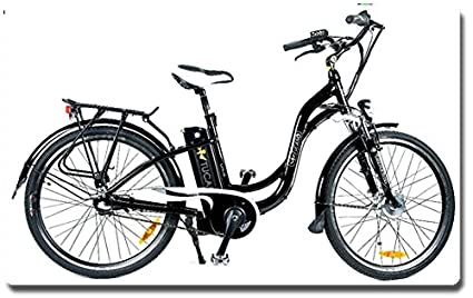 Bicicleta Electrica ESTILO NX - Shimano Nexus 3 sp - Frenos Tektro - Horquilla delantera TGs (NEGRO): Amazon.es: Deportes y aire libre