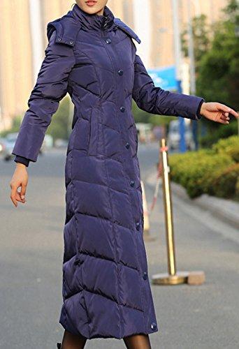 Bleu All Femme Manteau 36 5 ZFw1X