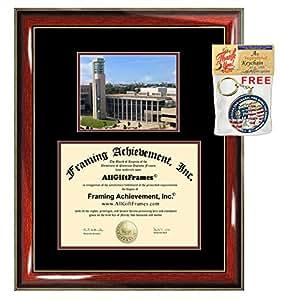 Amazon Com Missouri State University Diploma Frame