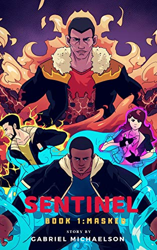 Search : Sentinel: Book 1 - Masked