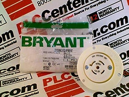 Bryant L21-20 120//208V 20A Plug