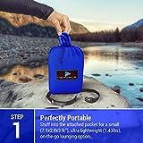 XL Double Camping Hammock , Waterproof ,Best Lightweight...
