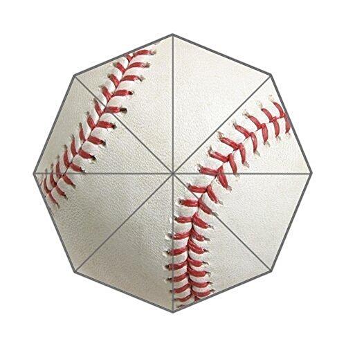 Baseball Foldable Umbrella Windproof Anti UV product image