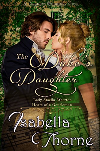 Dukes Daughter Atherton Regency Gentleman ebook product image