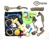 Best USA Pals Dolls - Kittbridge 12 Pack Dog Toys Gift Set Ball Review