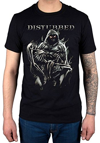 Sickness Asylum Disturbed Believe Soul Lost Immortalized T shirt Official gqOpxYp