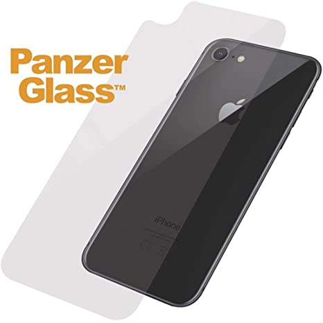 sale retailer 86292 a661c Amazon.com: PanzerGlass Tempered Glass Screen Protector for Apple ...