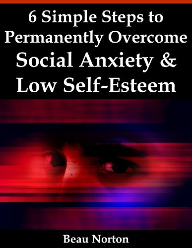 Simple Permanently Overcome Anxiety Self Esteem ebook