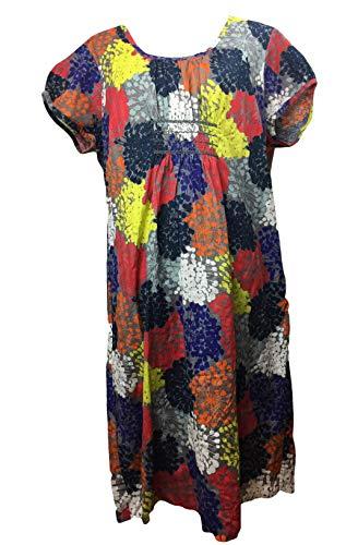 18 L BODEN Dress Beach Breezy Floral US Size 4R076