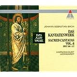 Bach: Sacred Cantatas, Vol 6 (BWV 100-117) / Harnoncourt