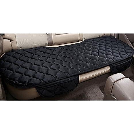 Genial Sedeta Silk Velvet Auto Car Vehicle Long Rear Seat Chair Cover Protective  Cushion Mat Pad For