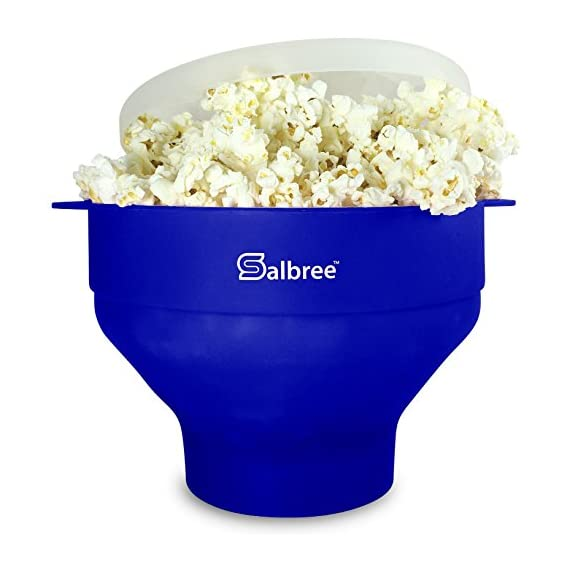 Salbree-Microwave-Popcorn-Popper-The-Healthy-Alternative-to-Bagged-Popcorn-14-Color-Choices