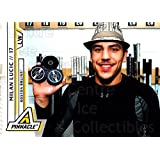Milan Lucic Hockey Card 2010-11 Pinnacle #184 Milan Lucic