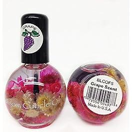 Blossom Cuticle Oil .42oz / 12mL – Fruit Scent – Grape