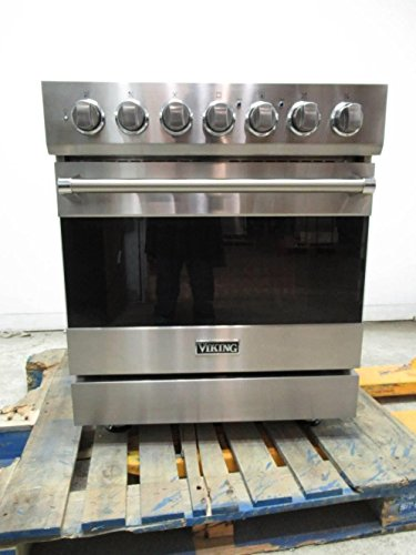 Viking RVGR33025BSS Professional 3 Series Freestanding Gas Range