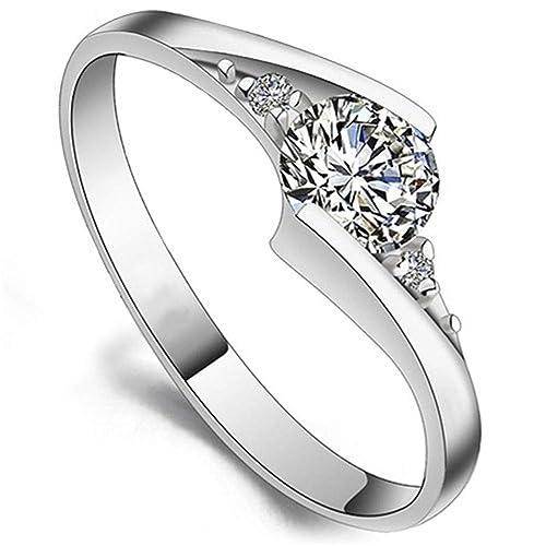 bague de fiancaille femme diamant prix