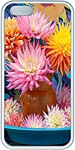 Kingsbeatiful Colorful Chrysanthemum iphone 6 4.7 ZL1UAoXo3BD case covers, iphone 6 4.7 case cover