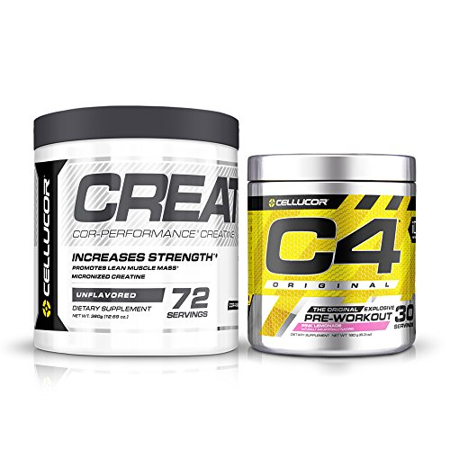 Cellucor Pre Workout & Creatine Bundle