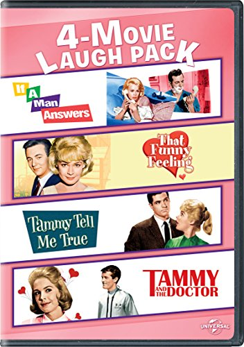 If A Man Answers   That Funny Feeling   Tammy Tell Me True   Tammy And The Doctor 4 Movie Laugh Pack