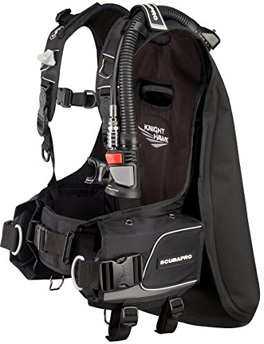 Scubapro Knighthawk BC w/Air II for Scuba Divers (Large)