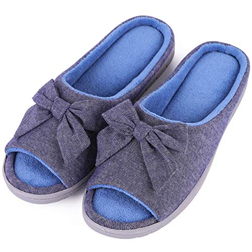 EverFoams Women's Classic Soft Demin Memory Foam Slide for sale  Delivered anywhere in Canada