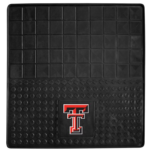 FANMATS NCAA Texas Tech University Red Raiders Vinyl Cargo Mat