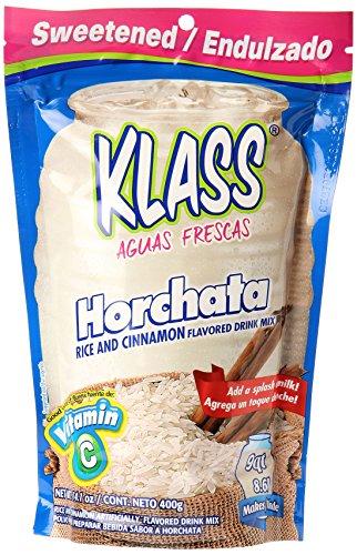KLASS Horchata Instant Drink Mix, 14.1 oz