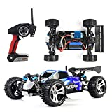 WL——A979 High Speed 1:18 Scale 2.4G 4WD Remote Control Electric RTR Off-road Car