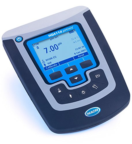 Hach HQ411D Benchtop pH/mV Meter by Hach Company