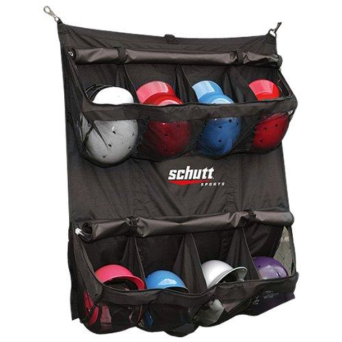 r's Helmet Bag (Black, 55-Lenght x 41-Width-Inch) ()