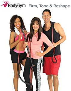 Resistance Bands - OFFICIAL BodyGym Core System with Marie Osmond - Portable Gym - Strength and Resistance Home Gym by BodyGym