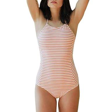 BOLAWOO-77 Traje De Baño para Mujer Traje De Mujer Un Mode ...