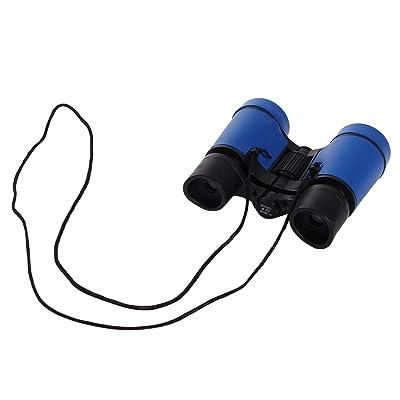 Luerme Jumelles Enfant Jumelles Longue-Vue Mini Téléscope Binoculars Jumelle Optique
