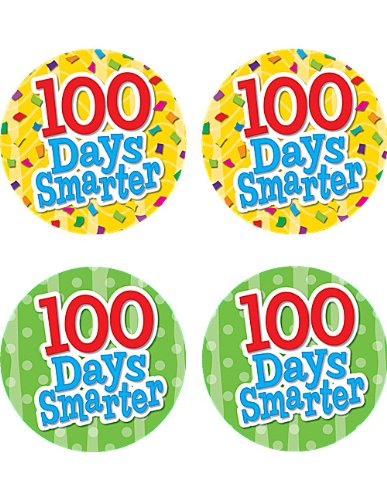 Teacher Created Resources 100 Days Smarter Wear'Em (100 Day Of School)