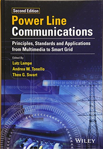 Power Line Communications: Principles, Standards and Applications from Multimedia to Smart ()