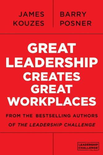 Amazon great leadership creates great workplaces jossey bass great leadership creates great workplaces jossey bass short format series by kouzes fandeluxe Images