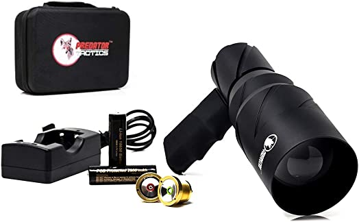 Predator Tactics Coyote Reaper Hunting Spotlight Kit