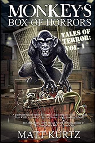 Monkeys Box of Horrors - Tales of Terror: Vol. 1: Amazon.es ...