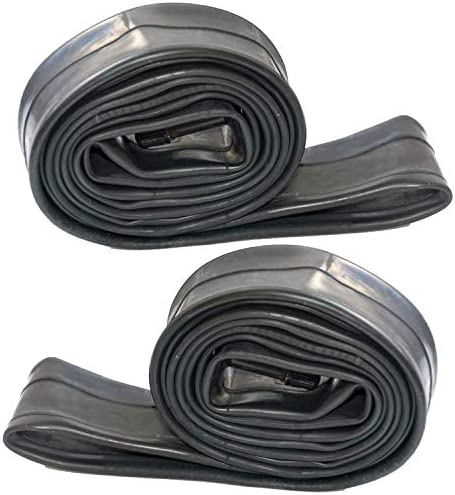 """2 x 26/"""" INCH x 1.95-2.125 BIKE CYCLE TYRE INNER TUBES BICYCLE SCHRADER VALVE"""