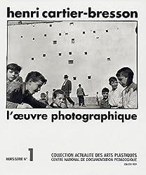 L'Oeuvre photographique, numéro 1 : Hors-série
