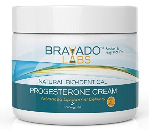Crème à la Progestérone