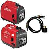 Honda EU2000 & EU2000 Inverter Companion Kit with Parallel Cables